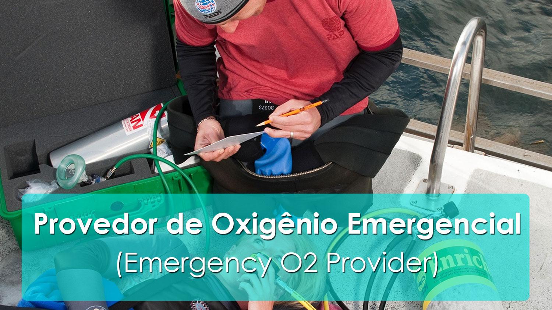 Provedor de Oxigênio Emergencial