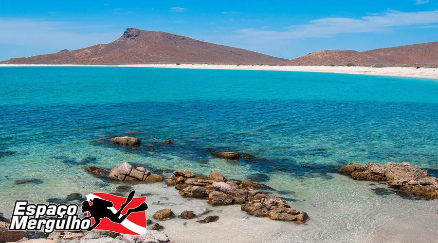 Mergulho em Baja California