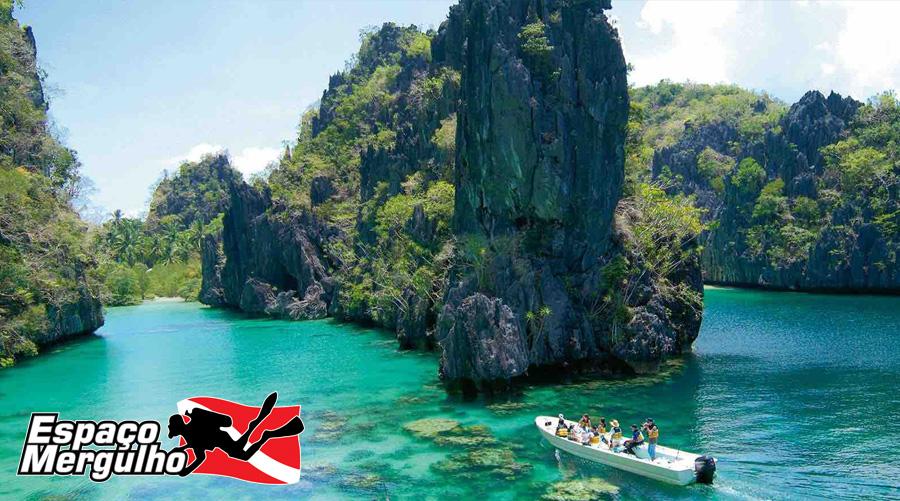 Mergulho nas Filipinas