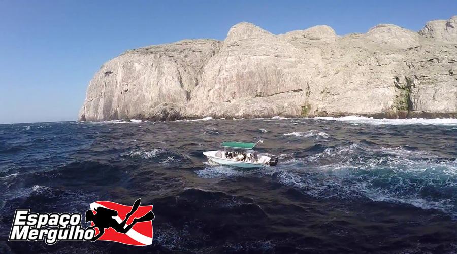 Mergulho em Malpelo