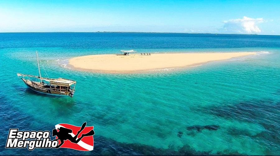 Mergulho em Mocambique